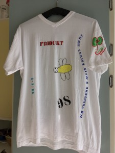 Gehirn shirt 1