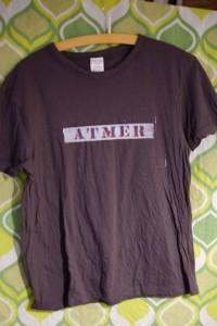Tshirt Atmer braun small